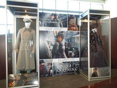 Anna Karenina movie costume exhibit ArcLight Sherman Oaks cinema