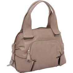 Kooba Olivia Satchel Mauve - Kooba Designer Handbags