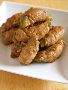 「【おかず】アボカドの肉巻き生姜煮」ochikeron | お菓子・パンのレシピや作り方【corecle*コレクル】