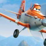 Los fans de la película animada de Pixar, Cars se sintieron como en casa siguiendo a Dusty en sus aventuras por convertirse en avión de competencia de vuelos altos, en la cintaPlanes.Contra