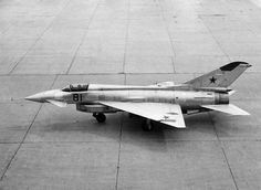 Mikoyan-Gurevich Ye-8 was a supersonic jet fighter developed in the Soviet Union from and to replace the MiG-21 (originally named MiG-23). Only two prototypes were built in 1960-61