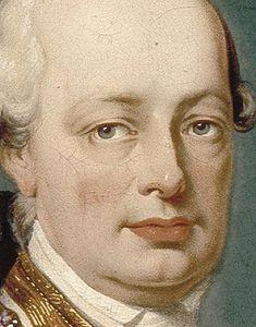 Leopold II.  * 05. Mai 1747, † 01. Mär 1792  Großherzog von Toskana  1765–1790  Römisch-deutscher Kaiser  9.10.1790–1.3.1792