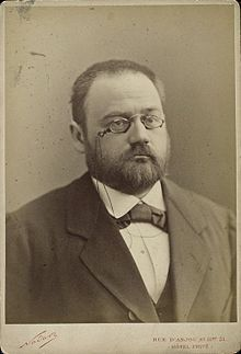 """Émile Zola """"If you ask me what I came into this life to do, I will tell you: I came to live out loud."""""""