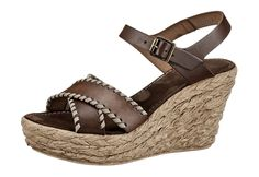 Sandaletten Espadrilles, Wedges, Shoes, Products, Fashion, Espadrilles Outfit, Zapatos, Shoes Outlet, Fashion Styles