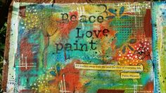 Peace Love Paint