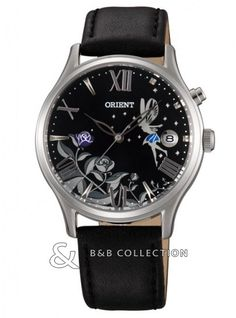 Ceas Orient Fashionable Automatic Happy Stream Collection FDM01006BL  | Pret 574 lei | Clasic dama | B&BSHOP Magazin online de ceasuri originale