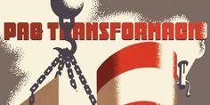 PAG Transformacio font download