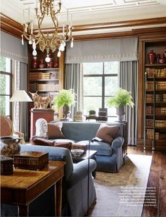 Best of July-August 2015 Veranda: 7 Rooms with Decorative Rugs