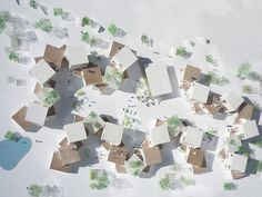 Architecture Cohousing | Timber Trails: Turnkey tiny house, cabin kits, and custom cottage designs built of super-efficient, affordable, and easy-to-finish structural insulated panels (SIPs). Go to >> TimberTrails.TV