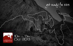 Kalymnos Climbing Festival 2013  Oct. 10th to 13th.   https://www.facebook.com/KalymnosClimbingFestival