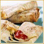 Vegetarian Calzone   Recipes Home   About SureSlim   Sure Slim