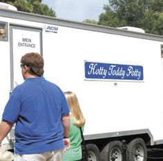 Hotty Toddy Potty in Oxford, MS