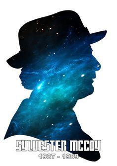 Doctor Who: 7 ~ Seventh Sylvester Mccoy, Demolition Man, 12 Monkeys, Tv Doctors, Doctor Who Art, First Doctor, Christopher Eccleston, Eleventh Doctor, Fantasy Movies