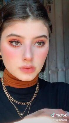 Makeup Trends, Makeup Inspo, Makeup Inspiration, Cute Makeup Looks, Makeup Looks Tutorial, Pretty Makeup, Grunge Makeup Tutorial, Edgy Makeup, Makeup Art