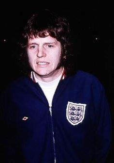 Mike Channon England 1973