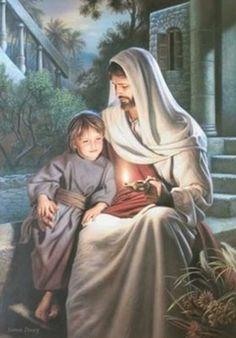 imagens espíritas para perfil | Evangelização Espírita Infantil: Imagens de Jesus