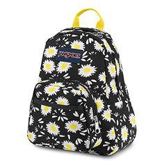 Amazon.com: JanSport Half Pint Backpack Fluorescent Pink Spots: Sports & Outdoors