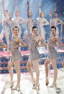 The Radio City Rockettes - The Radio City Christmas Spectacular - best show ever!  Check!