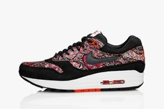 Nike x Liberty London : Le come-back