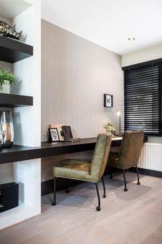 Home Office Design, Interior Design Living Room, Modern Interior, Interior Decorating, Living Room Designs, House Design, Style At Home, Living Room Flooring, Home Fashion