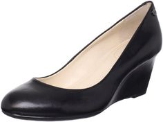 Calvin Klein Women's Saxton Wedge Pump