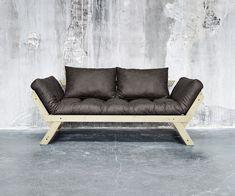 Das Futonsofa Akashi gibt es auch im angesagten Kunstleder Look  #futonsofa #sofabed #scandi Outdoor Sofa, Outdoor Furniture, Outdoor Decor, Scandi Chic, Couch, Home Decor, Fold Out Couch, Stream Bed, Minimalist Design