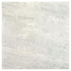 TrafficMASTER 18 in. x 18 in. Light Grey Slate Peel and Stick Vinyl Tile Flooring (27 sq. ft. / case) 41264U at The Home Depot - Mobile