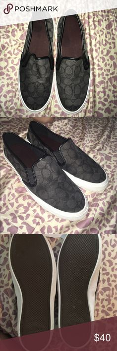 Women's Coach Loafers  Size 8 Women's Coach Loafers Size 8 Coach Shoes