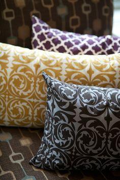 Pillows by Hen House