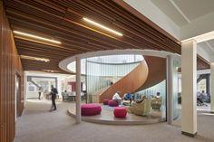 Kapor Center for Social Impact by Fougeron Architecture, Oakland – California » Retail Design Blog