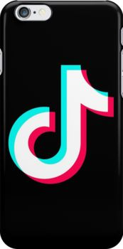 Tik tok logo black Tik Tok Pinterest Background