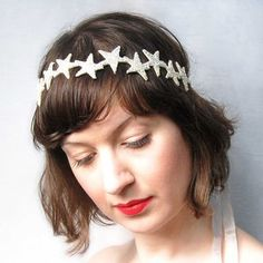 Constellation Crown Diamond, $85, now featured on Fab.  Giant Dwarf