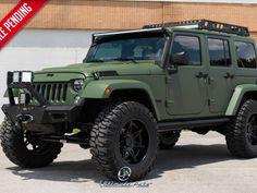 jeep military headlights   New 2014 Jeep Wrangler Unlimited Sport