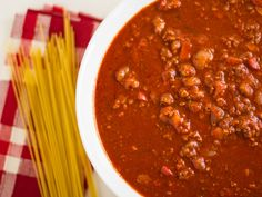 Classic Hearty Italian Meat Sauce - Homemade Spaghetti Recipe
