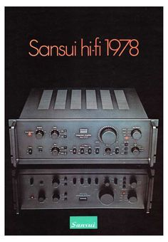 Sansui AU-717