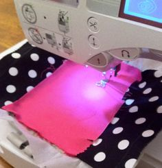 Embroidery Machine Appliqué Tutorial