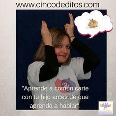 Baby-signo de la semana: Conejo. http://goo.gl/50ijo3