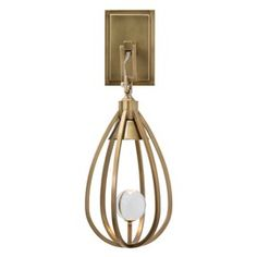 Athena Sconce By Windsor Smith - Contemporary Metal Wall by Arteriors