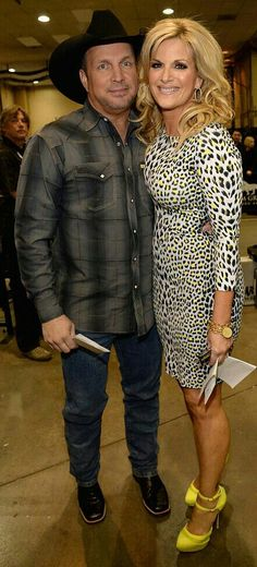 Garth Brooks & Wife Trisha Yearwood~Brooks