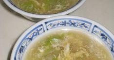白菜をごま油で炒め、コトコト煮込んだシンプルスープです。 暖まりますよ~♪