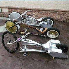 Park Road custom cycles