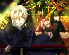 Anime Blood Blockade Battlefront  King Of Despair Aligura Femt Wallpaper