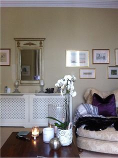 Walls in Cord - Farrow and Ball (Bramblings dining room?)
