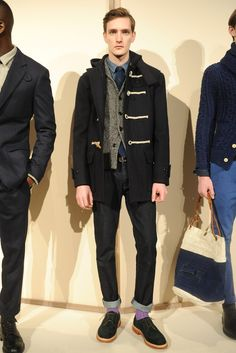 The J. Crew male. MY kind of man.