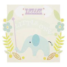 Buy Caroline Gardner Hello Little One Greeting Card Online at johnlewis.com