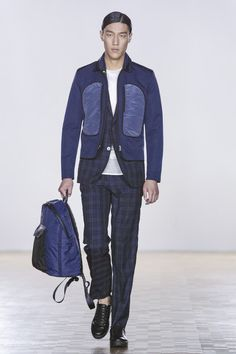 Hardy Amies London Collections: Men Spring/Summer 2016 #SS16 #LCM