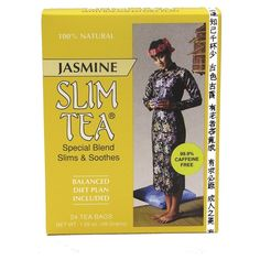 I'm learning all about Hobe Labs Slim Tea Jasmine 24 Tea Bags at @Influenster!
