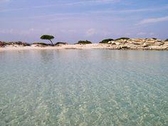 Karudi beach, Vourvourou, Chalkidiki, Greece