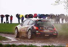 Ch. Riedemann - Hessen Rallye Vogelsberg 2016 (Foto: Peter Knierim)