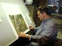 Denis Mayer Jr. - Wildlife Artist www.DenisMayerJr.com